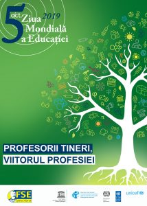 """""""Profesorii tineri, viitorul profesiei!"""""""